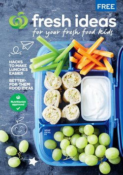 Woolworths catalogue ( 15 days left )