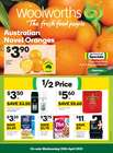 Woolworths catalogue ( Expired )