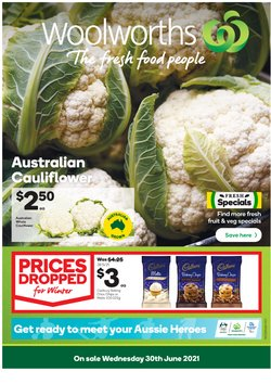 Woolworths catalogue ( Expired)