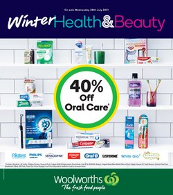 Supermarkets specials in the Woolworths catalogue ( Expires tomorrow)