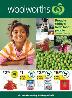 Woolworths specials in the Woolworths catalogue ( Expired)
