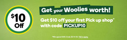 Woolworths coupon ( Expires today )