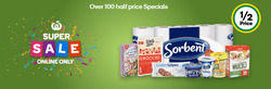 Woolworths coupon ( Expires tomorrow )