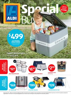 Offers from Aldi in the Kingaroy QLD catalogue