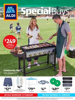 Offers from Aldi in the Bendigo VIC catalogue
