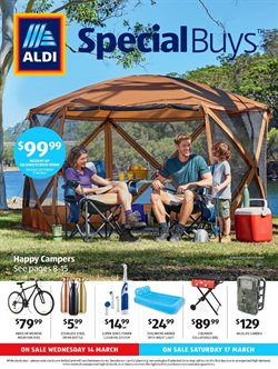 Grocery offers in the Aldi catalogue in Bendigo VIC