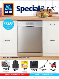 Offers from Aldi in the Sandstone Point QLD catalogue