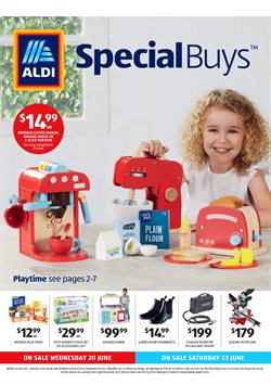 Canberra Centre offers in the Aldi catalogue in Canberra ACT