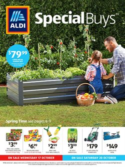 Offers from Aldi in the Baldivis WA catalogue