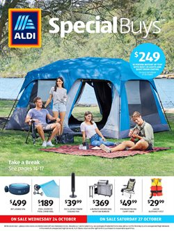 Offers from Aldi in the Bairnsdale VIC catalogue