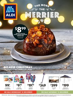 Grocery offers in the Aldi catalogue in Bairnsdale VIC