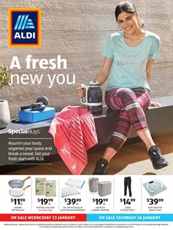 Offers from Aldi in the Central Coast NSW catalogue