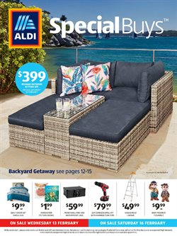 Offers from Aldi in the Canberra ACT catalogue