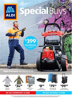 Offers from ALDI in the Brisbane QLD catalogue