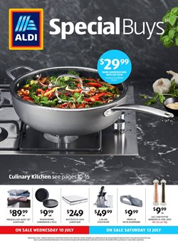 Offers from ALDI in the Adelaide SA catalogue
