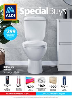 Supermarkets offers in the ALDI catalogue in Salamander Bay NSW