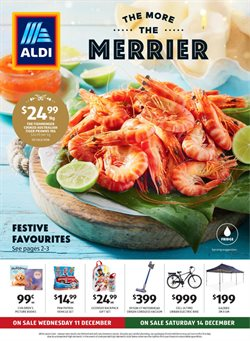 Offers from ALDI in the Melbourne VIC catalogue