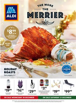 Supermarkets offers in the ALDI catalogue in Yass NSW