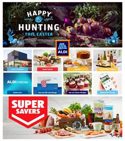 Supermarkets offers in the ALDI catalogue ( Published today )