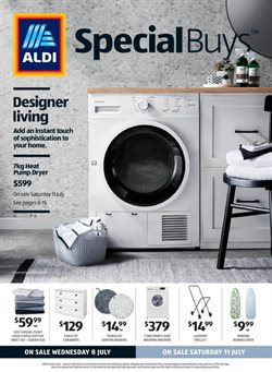 Supermarkets offers in the ALDI catalogue in Perth WA ( 5 days left )