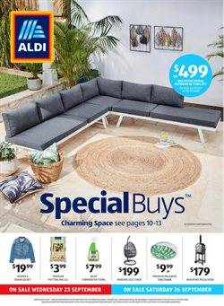 ALDI catalogue ( 8 days left )