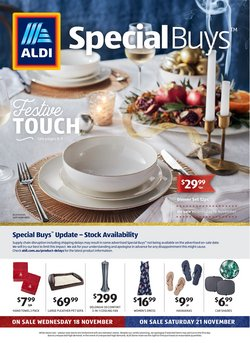 Supermarkets offers in the ALDI catalogue in Sydney NSW ( Expires tomorrow )