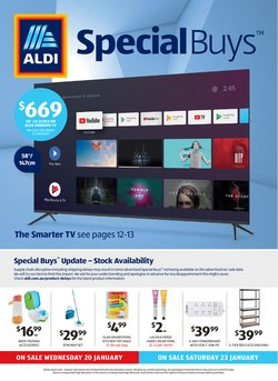 ALDI catalogue ( 9 days left )
