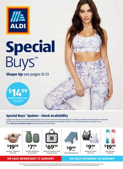 ALDI catalogue ( 3 days ago )