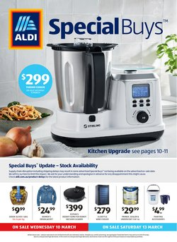 ALDI catalogue ( 2 days ago )