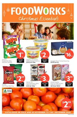 Foodworks catalogue ( Expires tomorrow )