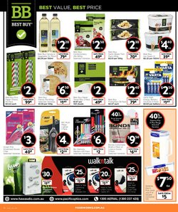 Bic specials in the Foodworks catalogue ( 3 days left)