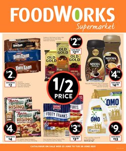 Foodworks catalogue ( 1 day ago)