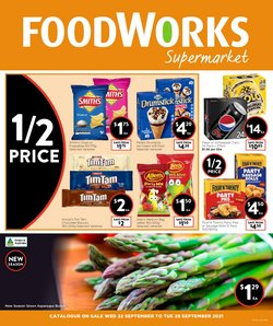 Foodworks catalogue ( Expires today)