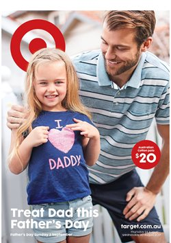 Offers from Target in the Brisbane QLD catalogue