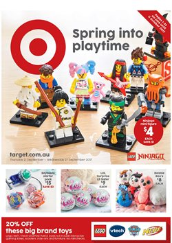Chadstone Shopping Centre offers in the Target catalogue in Melbourne VIC