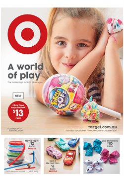 Westfield Carindale offers in the Target catalogue in Brisbane QLD