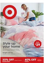 Catalogues with Target offers in Sydney NSW