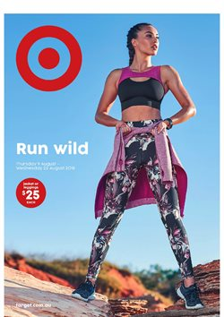 Offers from Target in the Baldivis WA catalogue