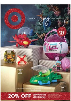 Offers from Target in the Mandurah WA catalogue