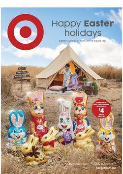 Department Stores offers in the Target catalogue in Clare SA