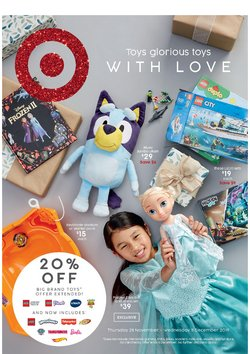 Offers from Target in the Perth WA catalogue