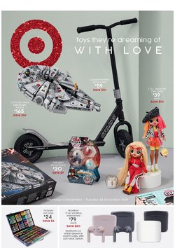 Department Stores offers in the Target catalogue in Yass NSW