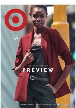 Target catalogue ( 5 days left )