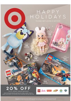 season specials in the Target catalogue ( 2 days ago)