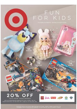 Target catalogue in Brisbane QLD ( 22 days left )
