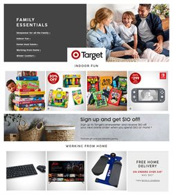 Target catalogue ( 1 day ago)