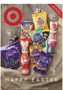 Department Stores offers in the Target catalogue in Sydney NSW ( 3 days ago )
