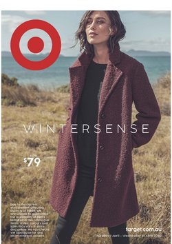 Department Stores offers in the Target catalogue in Sydney NSW ( 1 day ago )