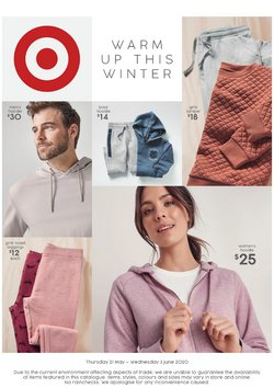 Target catalogue in Brisbane QLD ( 3 days left )