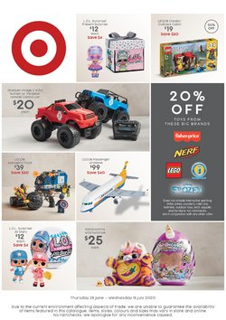 Target catalogue ( 11 days left )